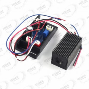 2460 532nm 20mW-50mW Green Dot Laser Module TTL