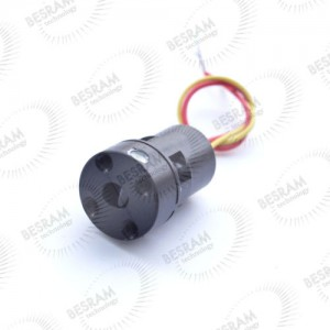 635nm 5mW 3.5mW Orange Red Line Laser Module Glass Lens for Level