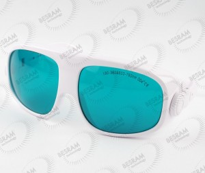 EP-2-11 190-380 & 600-760nm Laser Protective Glasses Goggles Eyewear OD4+ CE