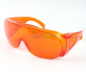 190nm-405nm-445nm-450nm-532nm OD3+ Green/Blue Laser Protective Goggles Glasses