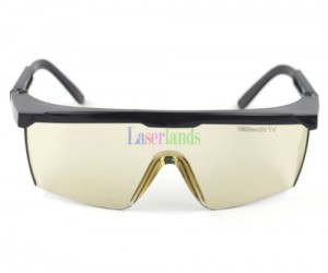EP-4 CO2 Laser Goggles Protective OD5+ Eyewear Glasses CE