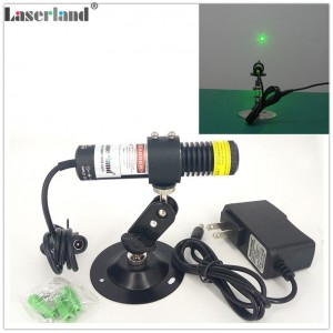 22*100  515nm 10mw Green Laser Dot Module for Cutting Engraving Machines