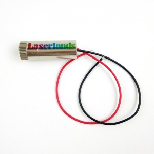 12*35mm 5mW-150mW 650nm Red Cross Focusable Laser Module 5VDC