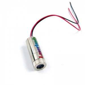 5pcs 12*35mm 635nm 3mW 5mW Red Line Focusable Laser Module 3VDC