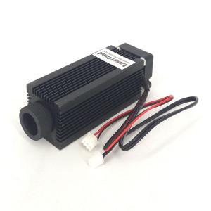 Heatsink for C-mount Laser Diode Module 33*80mm w/ Glass Lens