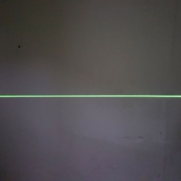 10mW 532nm Green Line Laser Module for Laser Level w/ Glass Lens 3VDC